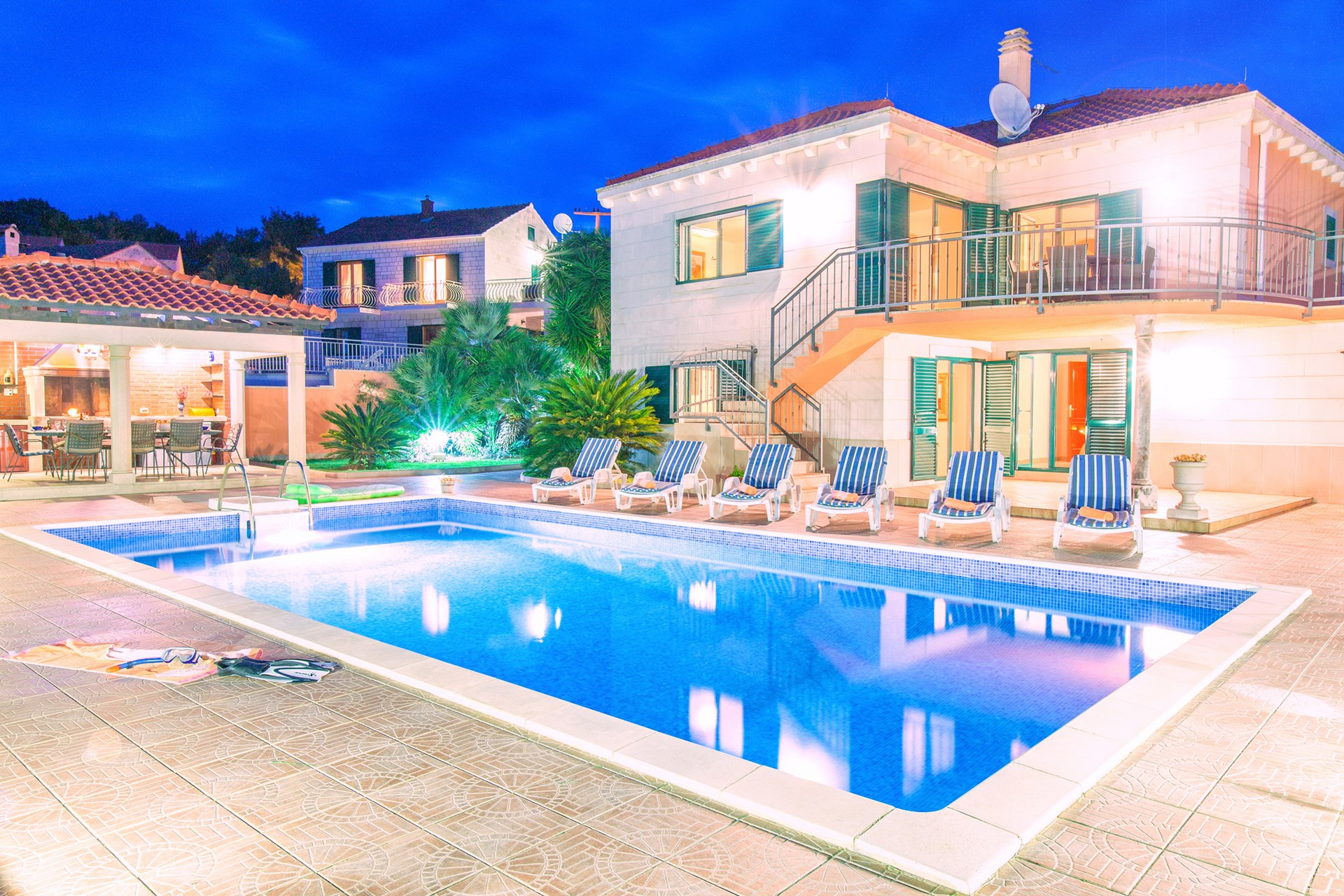 Villa with private pool - Villa Rasotica